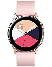 Samsung Galaxy Watch Active SM-R500NZDADBT Smartklocka, Roseguld 40 mm