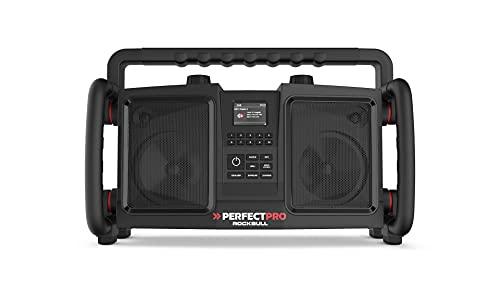 PerfectPro Baustellenradio ROCKBULL,...