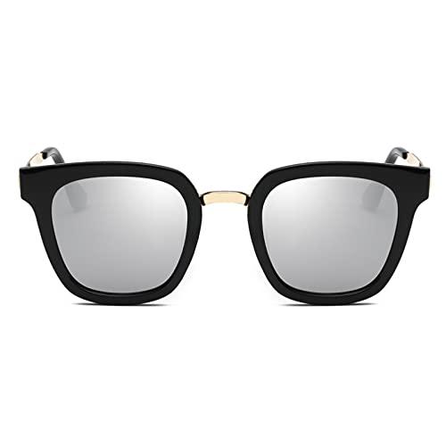 YUANCHENG Gafas de Sol Vintage para Mujer, Gafas de Sol de conducción para Mujer, Sombras UV400