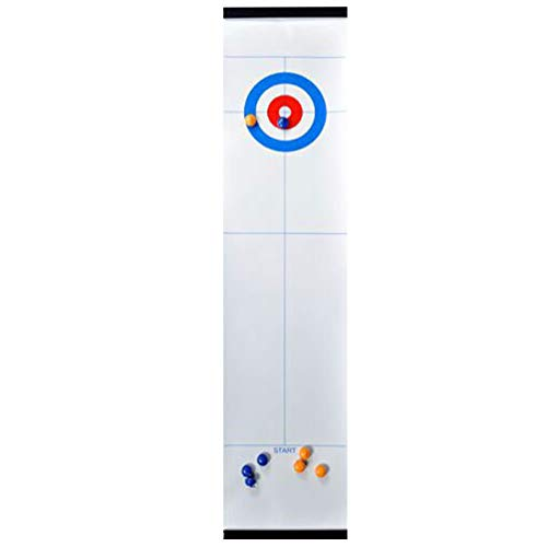 Check Out This BESPORTBLE Tabletop Shuffleboard Game Equipment Family Games for Kids Adults Portable...