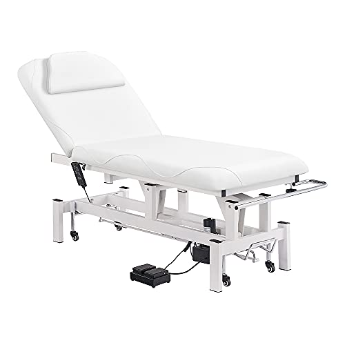 Beauty Salon Electrical Facial Massage Table