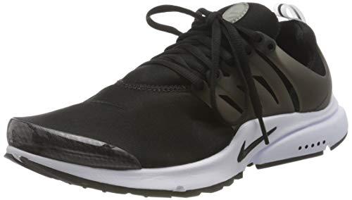 Nike Air Presto, Scarpe da Corsa Uomo, Black/Black/White, 41 EU