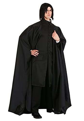Disfraz de Snape de Harry Potter, talla grande, 3X