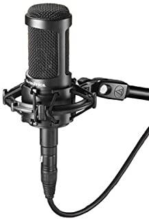 Audio Technica AT2050 Multi Pattern Large Diaphragm Condenser Mic