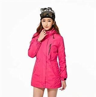 BEESCLOVER Winter Outdoor Waterproof Jacket Men Women Fishing Climbing Windproof Rain Coat Fleece Trekking Ski Hiking Jackets