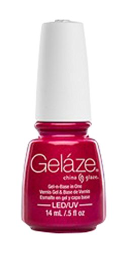 Gelaze 108 Degrees Gel-N-Base Polish, 0.5 Fluid Ounce
