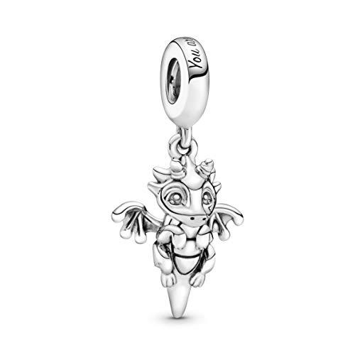 Pandora Jewelry You Are Magic Dragon Dangle Sterling Silver Charm
