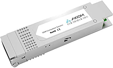 Axiom PAN-QSFP-40GBASE-SR4-AX QSFP+ transceiver Module (Equivalent to: Palo Alto Networks PAN-QSFP-40GBASE-SR4) - 40 Gigabit LAN - 40GBASE-SR4 - MPO Multi-Mode - up to 492 ft - 850 nm