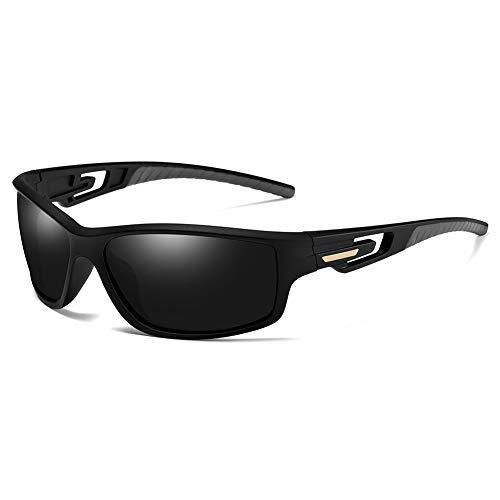 Dollger - Occhiali da sole polarizzati, per uomo, donna, per la guida all'aperto, occhiali da sole - -