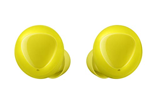 Samsung Galaxy SM-R170NZWAINU Bluetooth Ear Buds (Yellow)