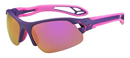 Cébé S'Pring Gafas, Unisex Adulto, Multicolor (Matt Purple Pink), M