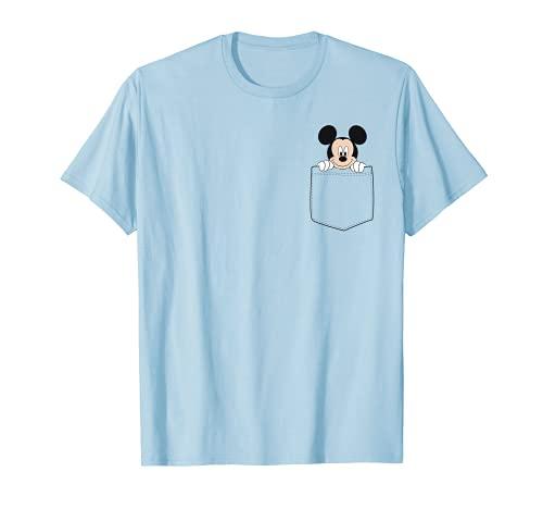 Disney Mickey Mouse Pocket T-Shirt