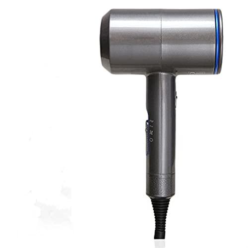 SHIXIMAO Secador de Pelo secador de salón de Viento Fuerte Caliente y frío Cabello seco Negativo Martillo iónico Secador de Pelo eléctrico (Color : 1, Plug Type : L1)