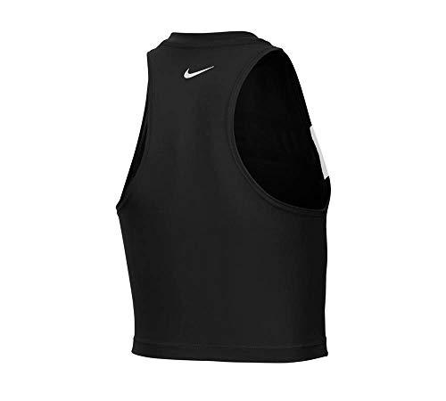 Camiseta de tirantes para mujer Trompe Graphic Pro, color negro, talla S