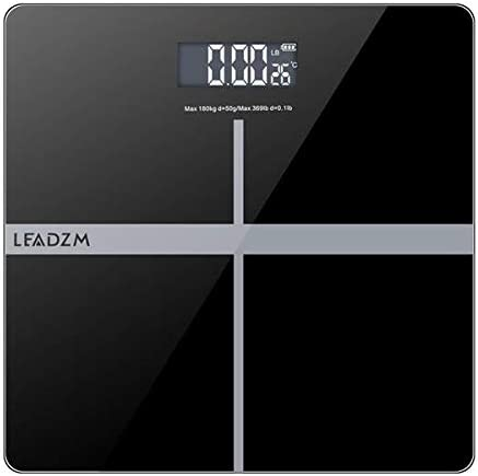 Sale price Body Scales LEADZM cheap 180Kg 50g Bathroom Scal Weighing Personal 11