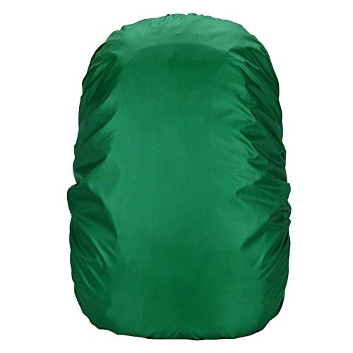 Noete Funda de lluvia para mochilas, funda para la lluvia, funda para la mochila, funda impermeable, funda para senderismo, camping, viajes y mochilas, M (40-50L)