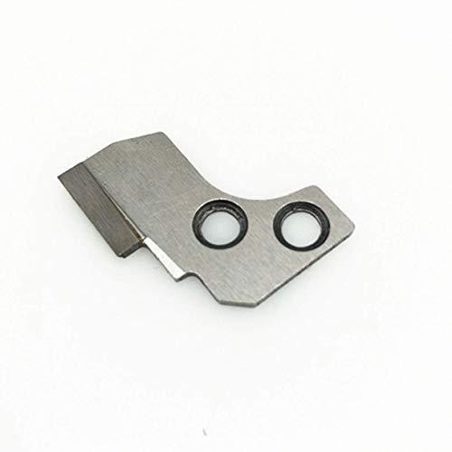 ZHONGJIUYUAN Máquina de coser Serger cuchillo inferior #788013009 para JANOME OVERLOCK 9300DX 9200D 8002D 634D DM234 204D