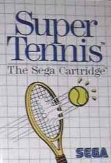 Super Tennis (Master System) gebr.