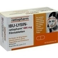 ratiopharm GmbH, Deutschland -  IBU-LYSIN-ratiopharm
