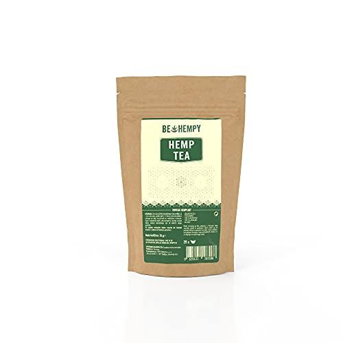 Hanf Tee Bio - 100% Natur - Nachhaltige...