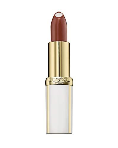 L'Oréal Paris Age Perfect Lippenstift, farbintensiv und kussecht, pflegend mit Vitamin B5, 637 bright mokka (1 x 4,8g)