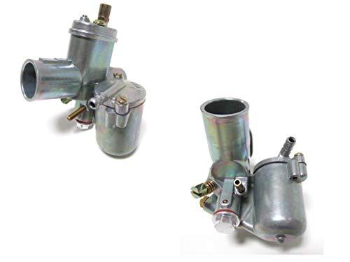 17 mm Tuning Mofa Vergaser für Zündapp Sport Combinette C 50 C50 Super 1/17/77 (17mm Bing Nachbau)