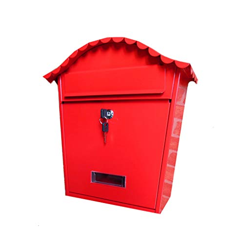 Mailbox brievenbus Outdoor wandbehang Villa De firma School Suggestion Box
