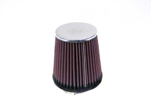 RC-4890 K&N Universal-Luftfilter zum Anklemmen, 6,4 cm FLG, 10,4 cm B, 8,9 cm T, 11,9 cm H (Universal-Luftfilter)