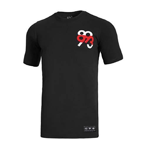 JAKO VfB Stuttgart Troyer Begleiter 8993 T-Shirt (XXL, Black)