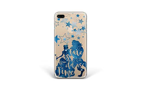 Kaidan iPhone 11 Pro Case Beauty and The Beast 7 8 Plus XS X XR Tale as Old as Time 6 6s SE Samsung Galaxy A70 Stars Princess Belle S10 S8 S9 Plus Note 8 9 10 Google Pixel 3A 2 XL LG G8s G7 G6 apP560
