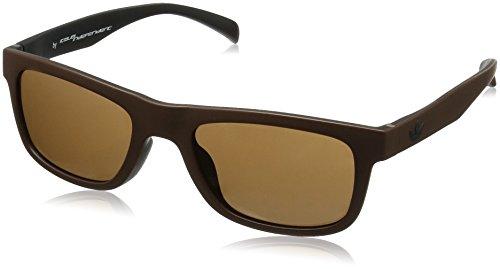 adidas Sonnenbrille AOR005 BA7005 Occhiali da Sole, Multicolore (Mehrfarbig), 54.0 Uomo