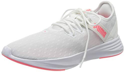 Puma Damen Radiate Xt Pattern Wn's Sneaker, Weiß White-Ignite Pink, 39 EU