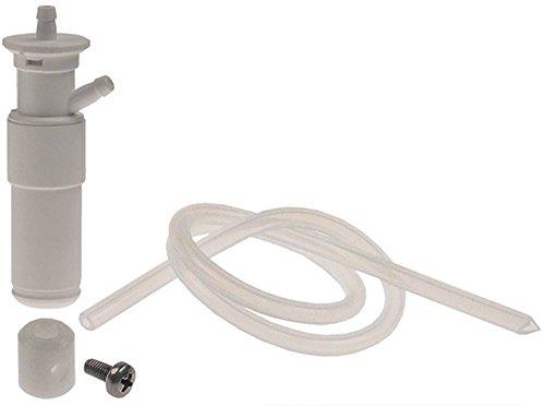 Carimali melkopschuimer voor koffiezetapparaat Kicco-espresso, Kicco-COF, Kicco-LM aansluiting 6 mm kunststof hoek 60°