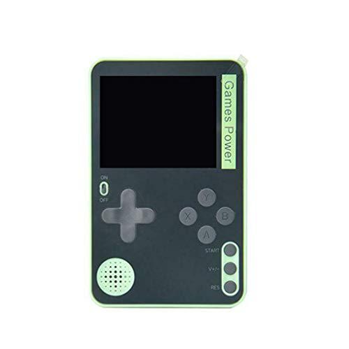 Consola de Juegos Carga USB de portátil, retro 500 Juegos clásicos Pantalla...