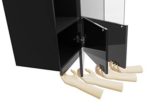 Wohnwand – Moderne  Calabrini I Anbauwand Mediawand Bild 2*