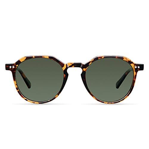 Meller Chauen Tigris Olive - UV400 Polarisiert Unisex Sonnenbrillen