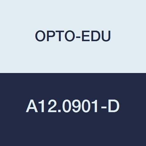OPTO-EDU A12.0901-D Compound Binocular Microscope, Metal, Glass, Plastic