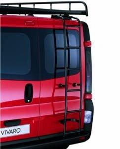 Original Opel Vivaro Laden Leiter Standard Dach (Türen hinten) 9162734