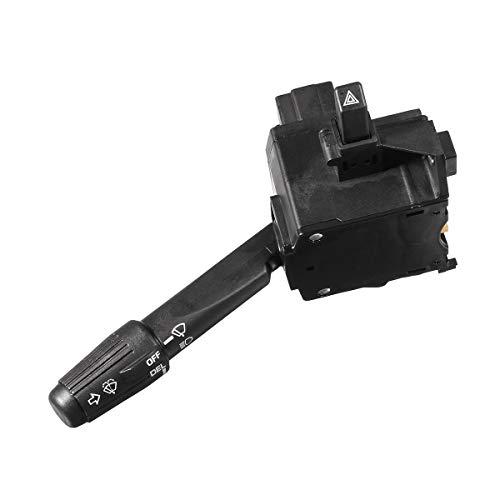 XPOXx Gire el Interruptor de señal de UTV # 629-262 Coche de Faros + Interruptor del Intermitente Light + limpiaparabrisas-Blade Unidad for Jeep Cherokee/Chrysler/Plymouth/Dodge Ram 1500 2500 B250