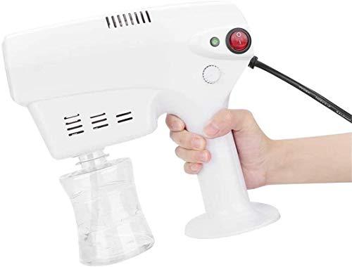 AMDIMOHB Alcohol antivirus Aerosol Pistola esterilización atomizador pulverizador Nuevo desinfección Experto Nano Vapor Pelo Pelo Cuidado Pelo Pelo Pelo