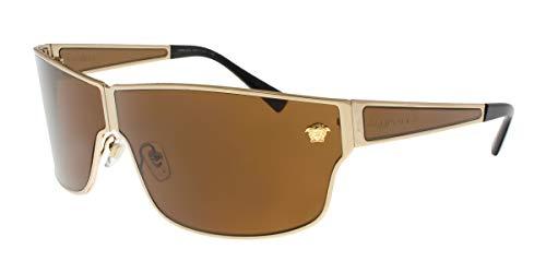 Versace Herren 0VE2206 Sonnenbrille, Gold, 72