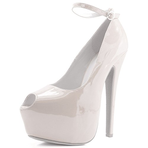 Dailyshoes Women's High Heeled...