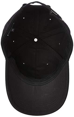 Tommy Hilfiger Men's Classic BB Cap Baseball, Flag Black, One Size