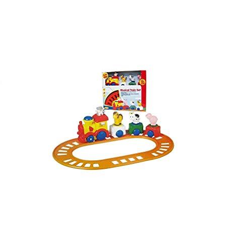 Tachan - Tren Musical Animal Farm (CPA Toy Group 68001) , color/modelo surtido