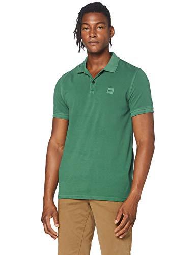 BOSS Herren Prime Poloshirt, Grün (Medium Green 311), Large