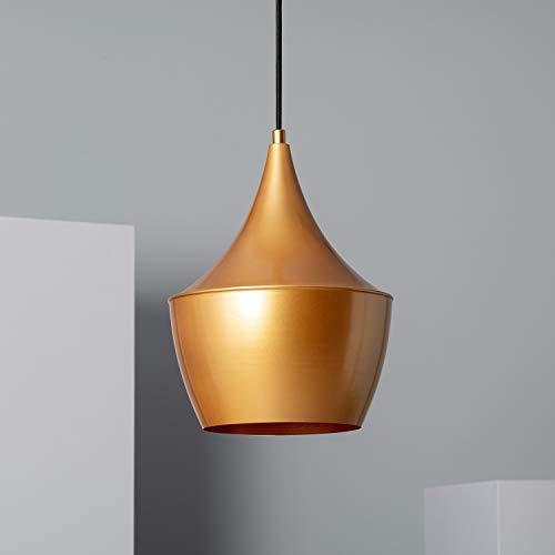 LEDKIA LIGHTING Lámpara Colgante Mercury Dorado