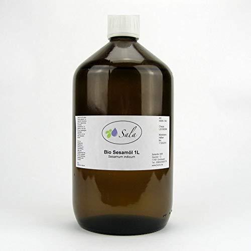 Sala Bio Sesamöl kaltgepresst 1000 ml 1 L