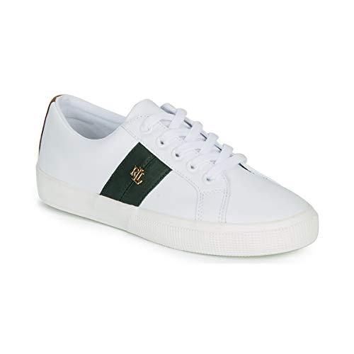 Polo Ralph Lauren Janson II White/Green