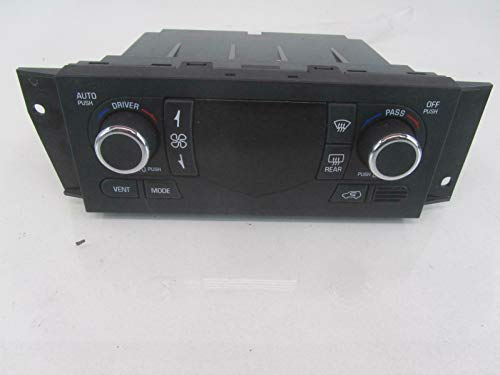 Morad Parts 02-07 Compatible with Buick Rendezvous Heat AC A.C. Air Controller Control # 10339960