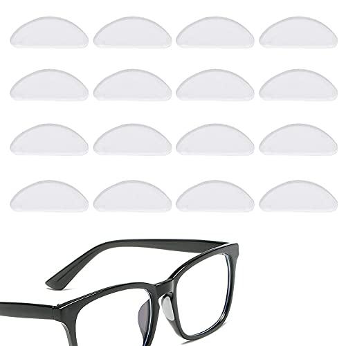 gommini per occhiali 18 paia di occhiali da naso adesivi